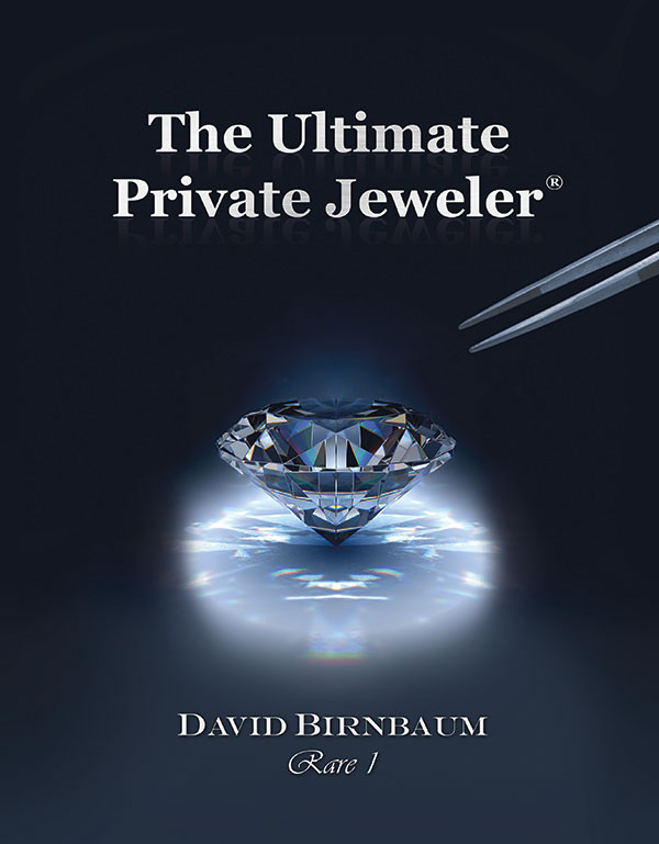 Iconoclast David Birnbaum is at the pinnacle in both rare jewels and philosophy, metaphysics.