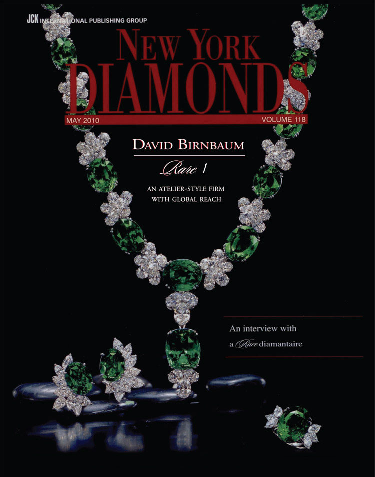 Looking for the rarest Fancy Color Diamonds? The 'secret weapon' of David Birnbaum Rare 1 diamonds, jewels is its global sourcing network.