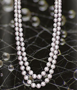 Pearl Necklace by David Birnbaum Ultimate Private Jeweler